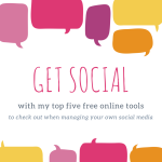 Top 5 Free Tools for Social Media - Lucy Lettersmith