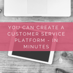 How to improve customer experience in minutes - Lucy Lettersmith