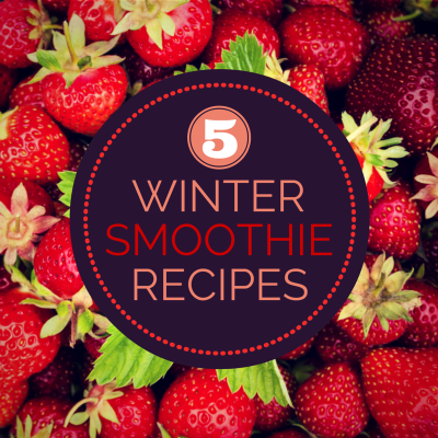 Winter smoothie recipes - Lucy Lettersmith